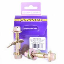Pfa100-14 Powerflex poweralign camber BOLT KIT (da 14 mm)