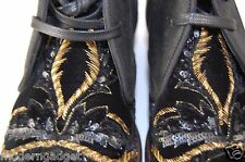 SUPPER BEAUTIFUL!! DOLCE & GABBANA RUNWAY MEN BOOTS EU 40 UK 6 US 7