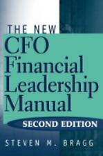 The New CFO Financial Leadership Manual by Steven M. Bragg (2007, Hardcover,...