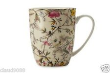 "MAXWELL & WILLIAMS WILLIAM KILBURN-SUMMER BLOSSOM COUPE MUG""  400ML WK03400 MIB"