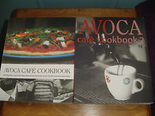 Avoca Cafe Cookbooks 1 & 2