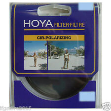 New Original Japan HOYA CPL 58mm Slim CPL Circular Polarizing CIR-PL 58mm Filter