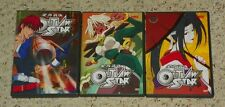 Outlaw Star - Vol. 1, 2 & 3 (DVD, 6-Disc Set)