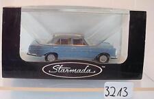 Brekina Starmada 1/87 Mercedes Benz 280 SE (W 108) pastellblau OVP #3213