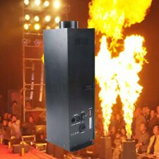 DMX Flame Thrower Stage Show DJ Party Real 200W Fire Effect Projector Machine