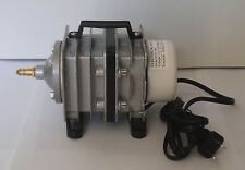 POND/HYDROPONIC/AQUARIUM AIR PUMP 40LPM W/ MANIFOLD!
