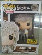 Funko Pop! Jareth (David Bowie) #365 Labyrinth 30th Anniversary Hot Topic Excl