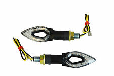 LED Indicators for Suzuki GSXR600 GSXR750 GSXR1000 Blinkers Turn Signals PAIR