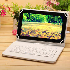 "iRULU HD 9"" 8GB Google Android 4.4 Quad Core 1.3GHz WIFI Tablet PC w/ Keyboard"