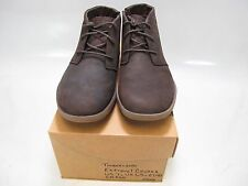 TIMBERLAND EARTHKEEPERS Mens FRONT COUNTRY TRAVEL CHUKKA Brown Boots US 7M