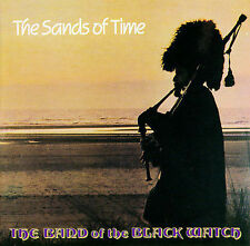 Sands Of Time -- Band Of The Black Watch -- New Bagpipe Music CD