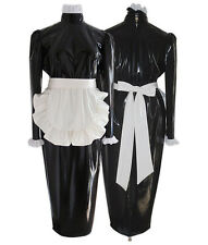 *SISSY MAIDS* - MELISSA PVC HOBBLE SISSY MAID UNIFORM*