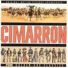 Cimarron CD by Franz Waxman Limited Edition to 3000 copies Soundtrack