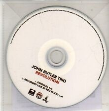 (CU494) John Butler Trio, Revolution - 2011 DJ CD