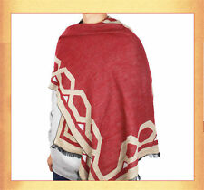 Game OW Overwatch Jesse Mccree Scarf Cloak Mantle Cosplay Costume Poncho Cape