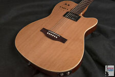 New Godin A6 Ultra Natural dual source electronics