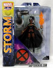 MARVEL Diamond Select STORM X-Men VARIANT Short-Hair NEW IN BOX! 2012 Action Fig