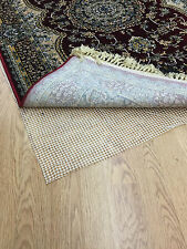 NON SLIP  GRIPPER  UNDERLAY MAT CARPETS NON ADHESIVE  160x230cm  NOW ON SALE