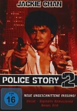 Police Story 2 ( Action Kult ) mit Jackie Chan, Maggie Cheung, Bill Tung NEU OVP