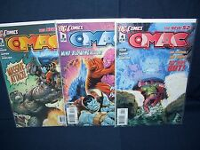 Omac Comic Lot #2, #3, #4 DC Comics New 52 2012