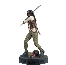 The Walking Dead Michonne Figurine Eaglemoss #4 with Character Booklet AMC TV