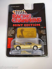 1968 FORD MUSTANG COBRA RACING CHAMPIONS MINT 1997 ISSUE 10
