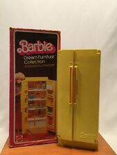 Barbie Dream Furniture Refrigerator Freezer Mattel 1978 #2473