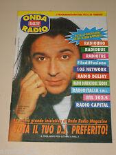 ONDA TIVU RADIO TASCABILE=DJ ALBERTINO RADIO DEEJAY=ANNI '90=