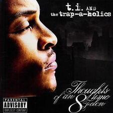 T.i.: Thoughts of a 8 Time Felon Import Audio CD