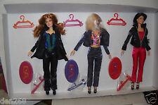 #7715 NIB Jakks Pacific SEARS Charlie's Angel Movie 3 Doll Giftset