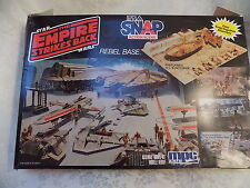 Star Wars Empire Strikes Back Rebel Base Model Its A Snap Complete 1992 MPC
