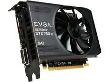 EVGA 02G-P4-3753-RX GeForce GTX 750 Ti Superclocked 2GB 128-Bit GDDR5 PCI E
