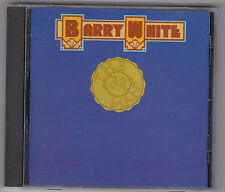 Barry White The Man CD