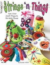 Strings 'n Things: Fun & Cool Craft Projects for Kids & Teens! Design Originals