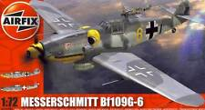 Airfix - Messerschmitt Me Bf-109G-6 G JG3 / Swiss Air Force Modell-Bausatz 1:72