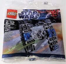 LEGO STAR WARS 8028 - TIE Fighter Sealed POLYBAG 44 Pieces