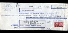 """VERNON (27) EBENISTERIE / EBENISTE de PETITS MEUBLES """"André DELEAU"""" 1959"""