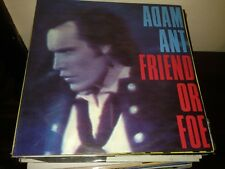 "ADAM ANT SPANISH 12"" LP SPAIN - FRIEND OR FOE - NEW WAVE"