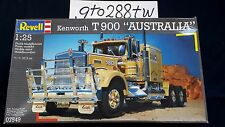 "Revell AG 1/25 scale Kenworth T900/W900 ""Australia"" Truck/Tractor #7549"