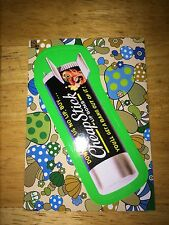2008 WACKY PACK FLASHBACK 2 PACKAGES GREEN PARALLEL STICKER CHEAP CHAP STICK 45