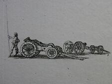 STEFANO DELLA BELLA ´PIKENIER, MÖRSER, PIKEMAN, MORTAR´ DE VESME 215, ~1641