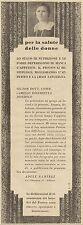 J0083 PROTON - Adele Ramirez - Palermo - Pubblicità del 1931 - Old advertising