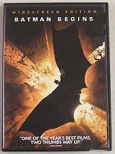 Batman Begins/Widescreen DVD (K1)