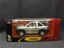 Road Signature 1:24 1999 Land Rover Freelander British 4x4 Boxed New Model