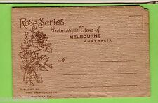 #D155. Twelve Views Around Melbourne, Victoria, 1940-50s