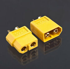 10Pairs XT60 Male & Female Bullet Connectors Plugs For RC LiPo Battery Latest