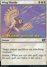 2x wing shards (ailes morceaux) Commander 2014 Magic
