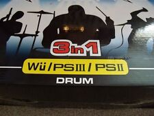 Nintendo Wii Drum kit 3in1