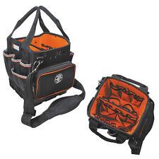 """Klein Tools Tradesman Pro 40 Pocket Organizer 10"""" Tote 5541610-14"""