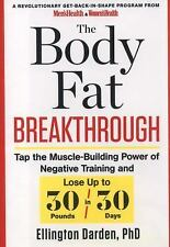 The Body Fat Breakthrough by Ellington Darden (Hardcover) NEW